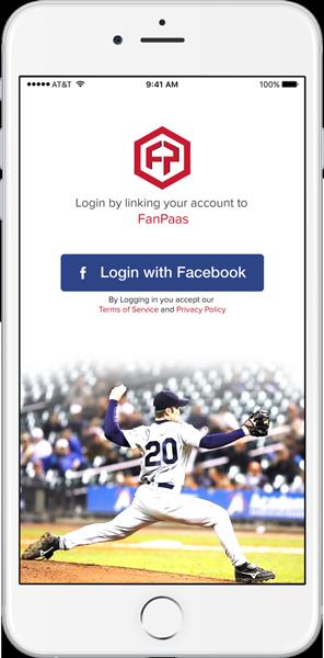 FanPaas video mobile app