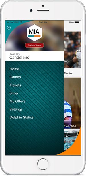 FanPaas Mobile app